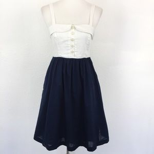 Maeve Dress Size 4 Spaghetti Straps Pockets